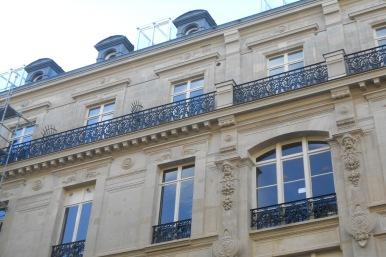 Renovation façade Immeuble